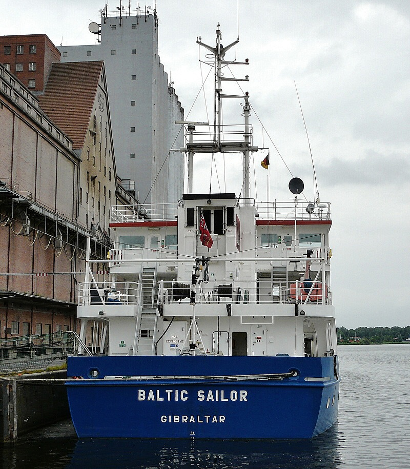 baltic sailor 120729 12.00 Hib NK 2