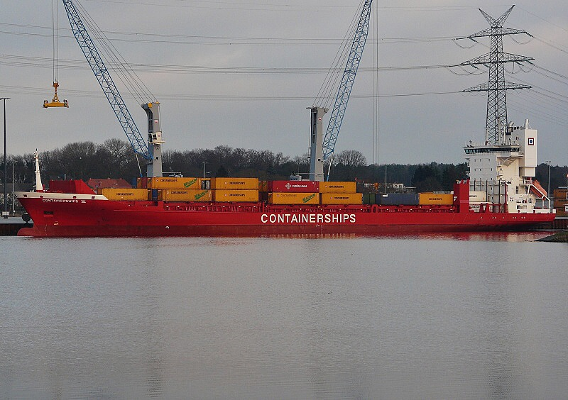 containerships IV 02 150123 15.50 GM 2