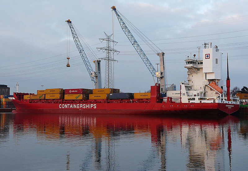 containerships IV 09 150123 15.50 GM 2