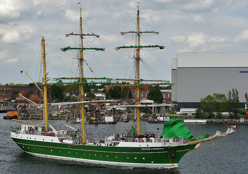 alexander von humboldt II 03 150529 16.35 NK 2