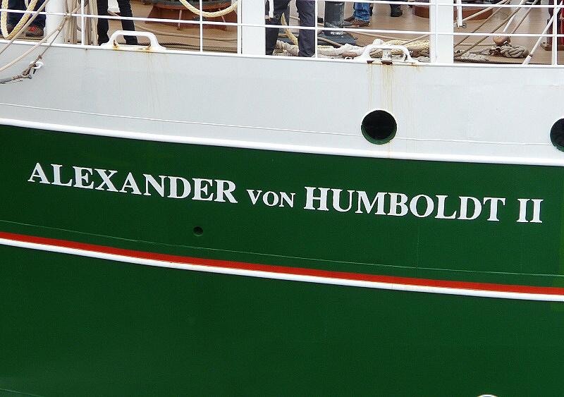 alexander von humboldt II 02 150601 14.45 NK 2